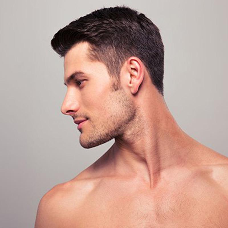 πλαστική μύτης άνδρας